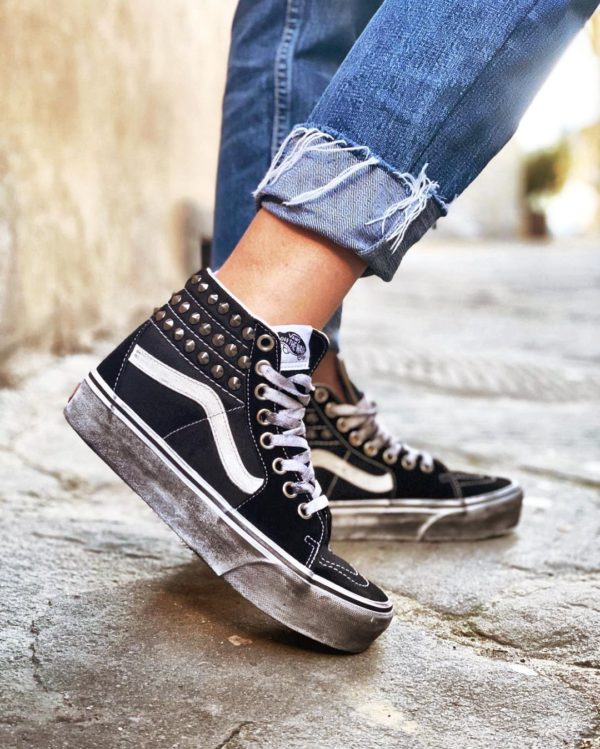 scarpe vans particolari