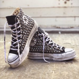 Converse PLATFORM High SUPER SHINE