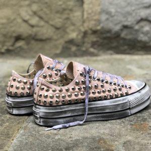 Converse PLATFORM LOW Pink