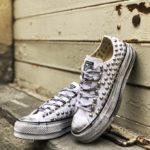 Converse PLATFORM LOW White 4