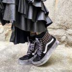 VANS Old SKOOL Black borchie