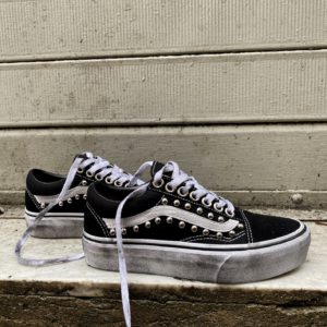 Vans OLD SKOOL PLATFORM BORCHIE