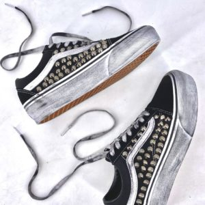 Vans OLD SKOOL PLATFORM FULL BORCHIE