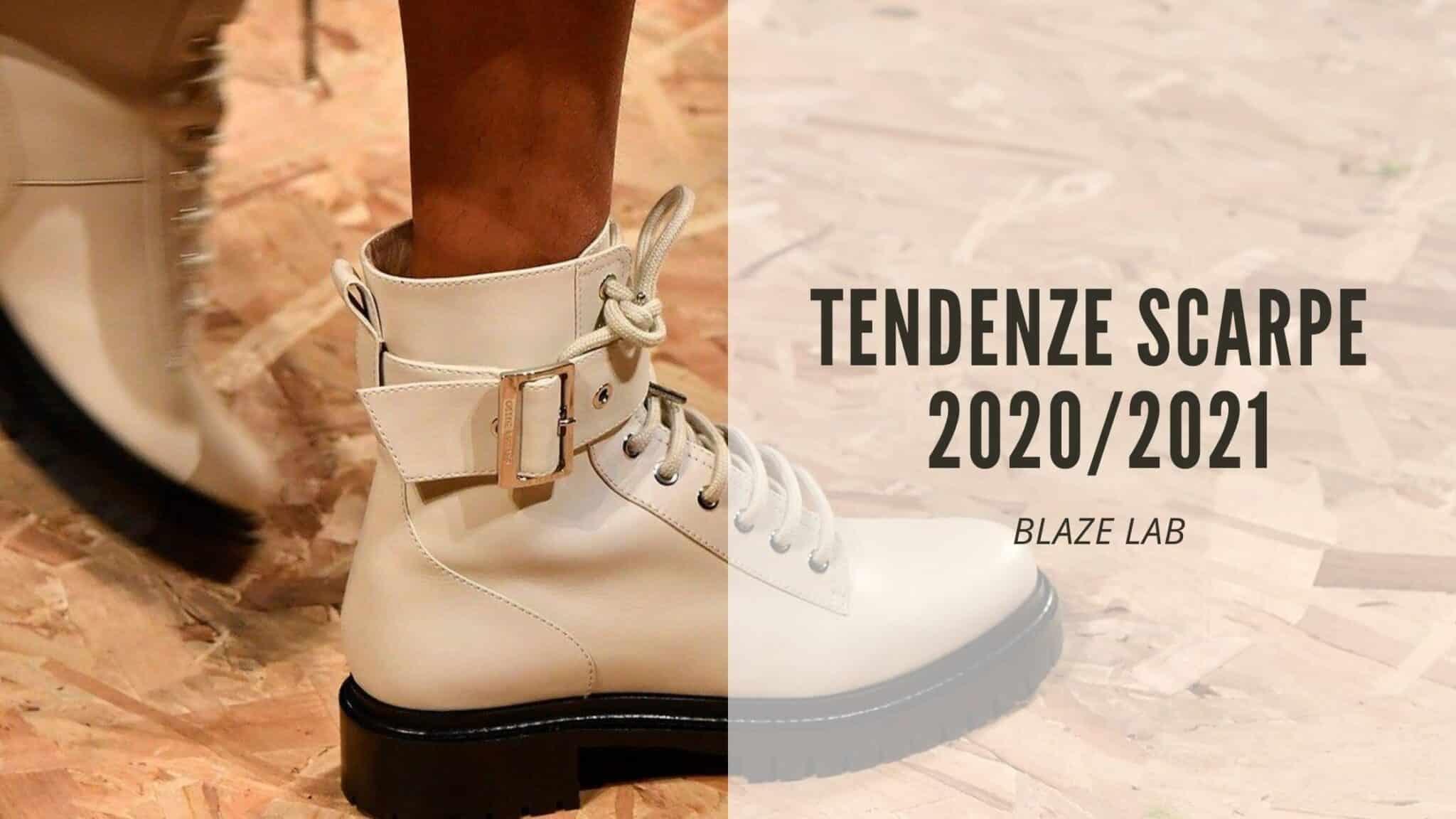 Ecco le scarpe di tendenza per la stagione autunno-inverno 2020/2021