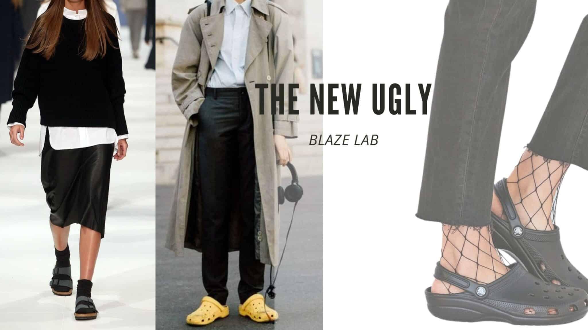 La nuova tendenza nel Comfort e Ugly Design